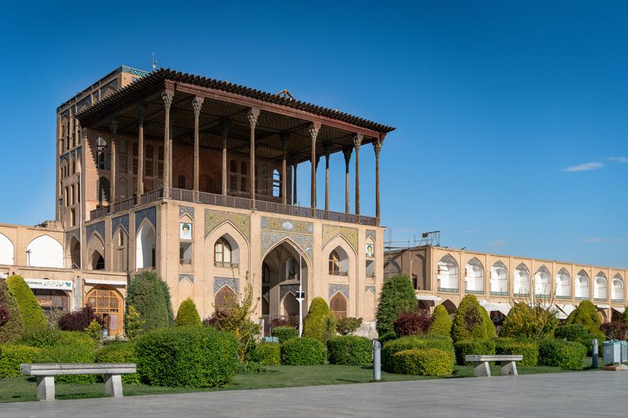 Iran - A la Rencontre de la Cité Millénaire d'Ispahan