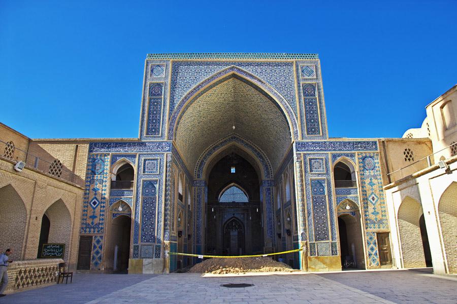 Iran - Oasis de Yazd, le Berceau du Zoroastrisme