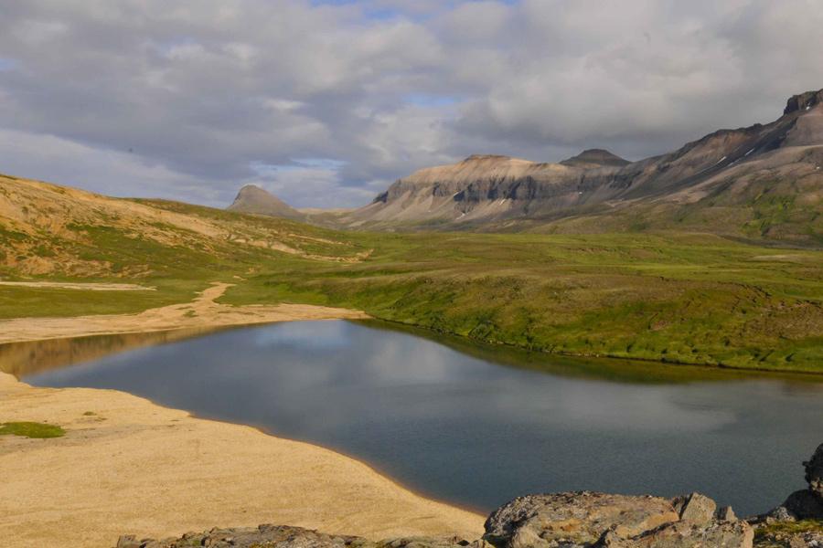 Islande -Un Passage vers un Monde Improbable