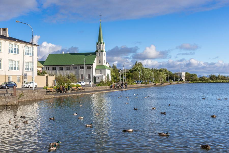 Islande - Reykjavik, bienvenue dans le Grand Nord