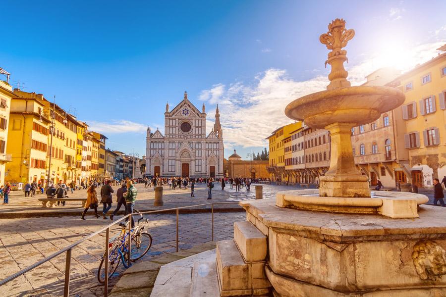 Italie - Florence, Le Grand Théâtre De La Renaissance
