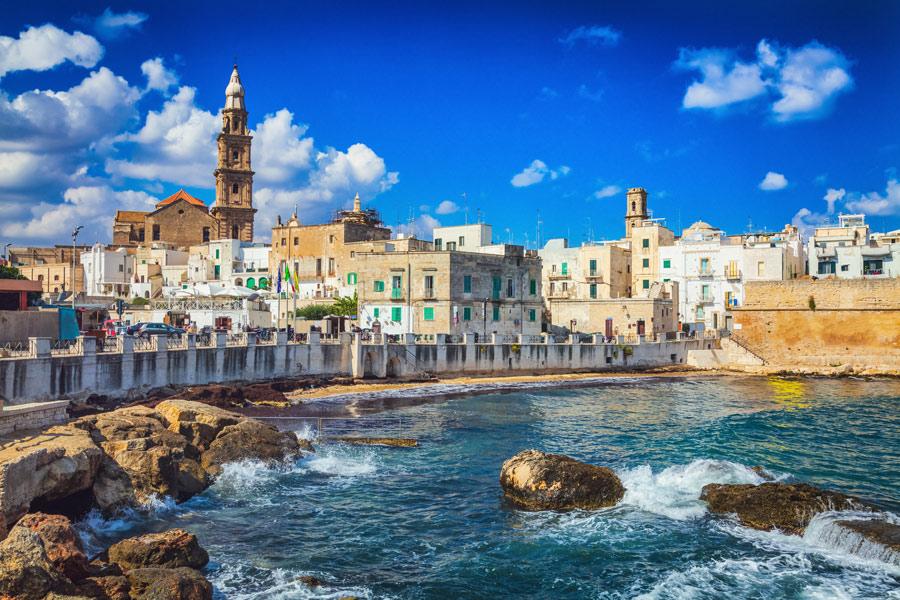 Italie - Les Pouilles, balades balnéaires dans la botte de l'Italie