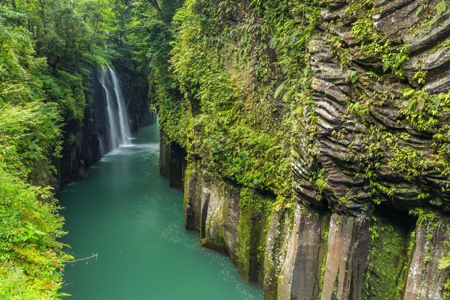 A la découverte de Kyushu, l'île nature du Japon