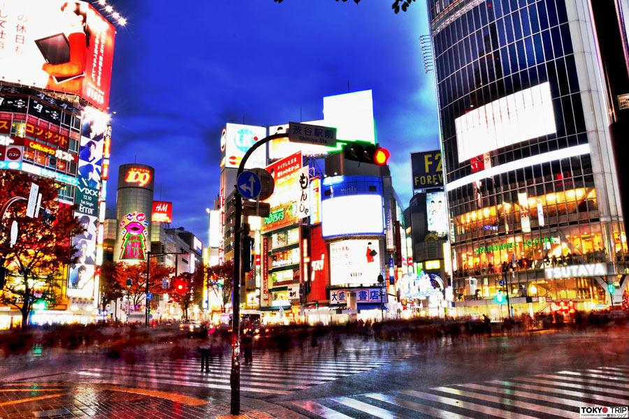 Japon - Tokyo, La Plus Grande Agglomération du Monde