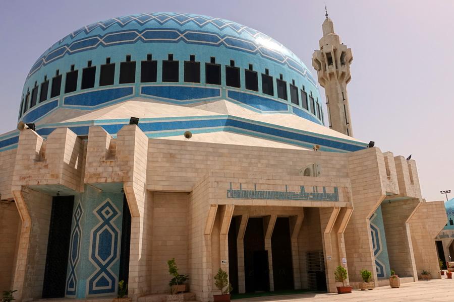 Jordanie - Amman, la Rome du Moyen-Orient
