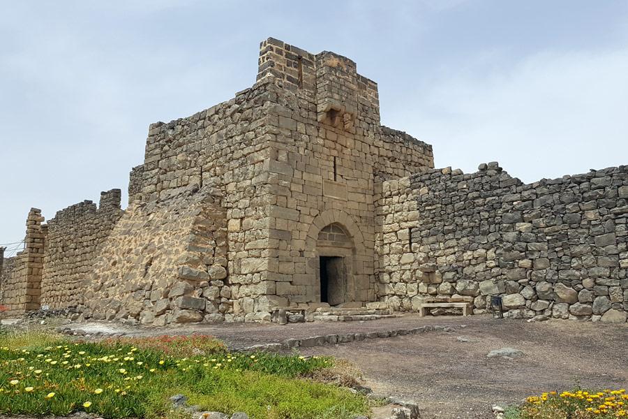 Jordanie - Retour dans le passé au cœur des Châteaux Croisés