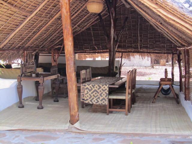 Kenya - L'Ile de Funzi
