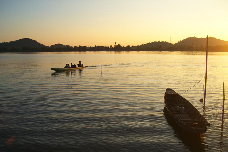 Laos - Si Phan Don - Les 4000 iles