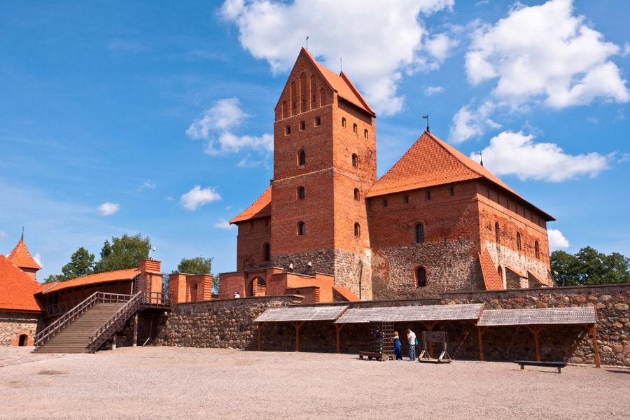 Lituanie - Escapade dans la Lituanie médiévale àTrakai