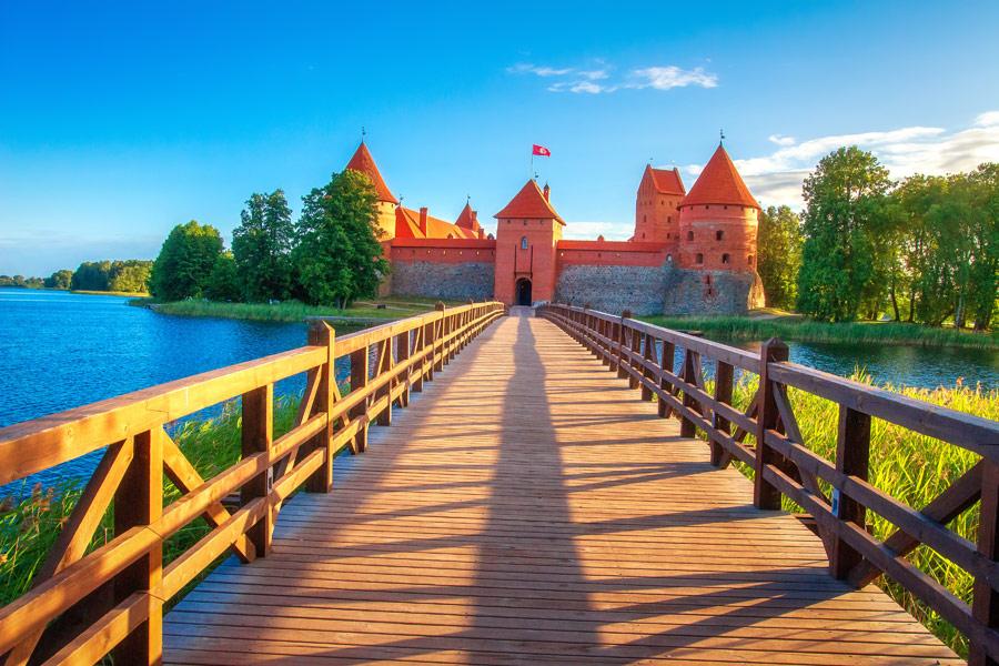Lituanie - Escapade dans la Lituanie médiévale à Trakai