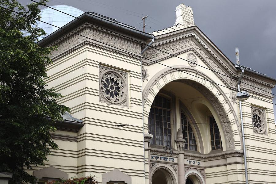 Lituanie - Vilnius, la Jérusalem du Nord