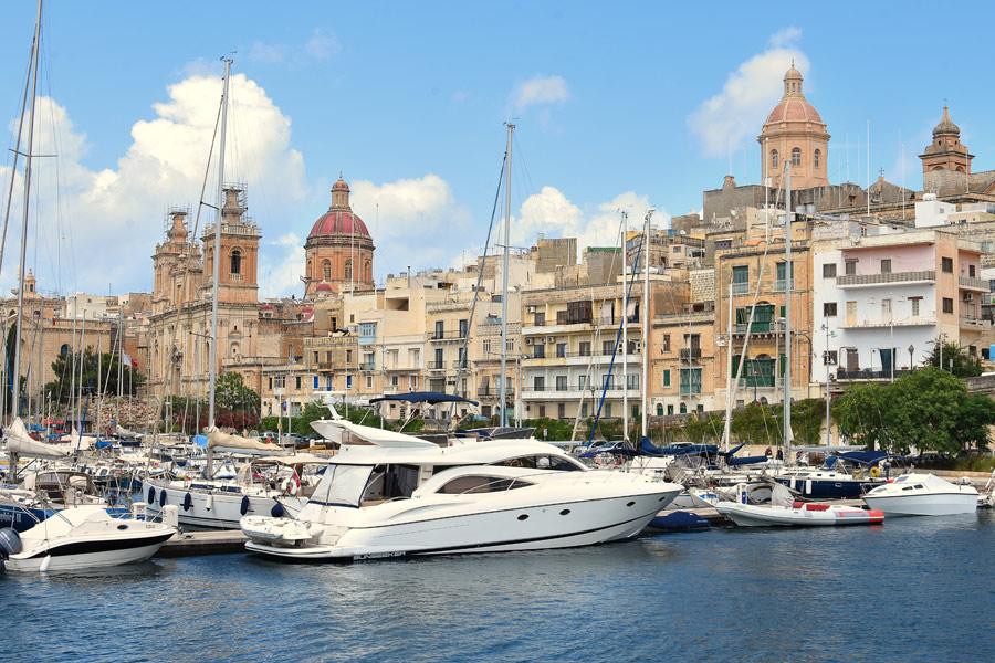 Malte - Les 3 Cités, Vittoriosa, Cospicua et Senglea