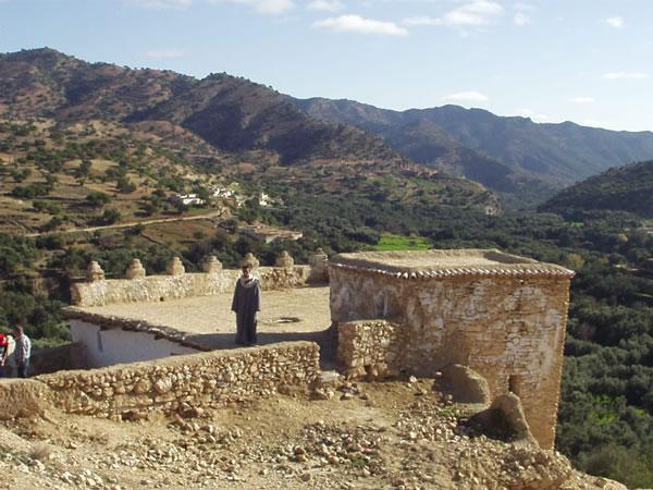 Maroc - Afensou, l'Oasis Berbère Méconnue