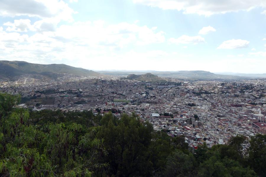 Mexique - Sur la route au centre du Mexique