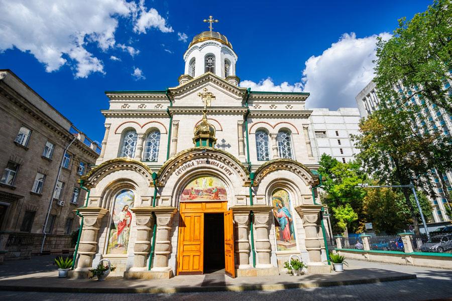 Moldavie - Chisinau, voyage hors des sentiers battus