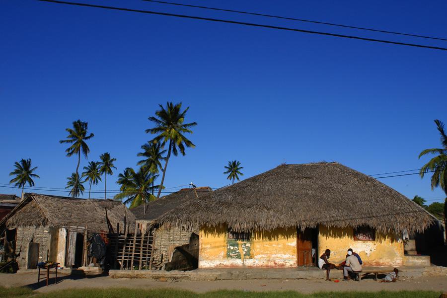 Mozambique - Ilha de Moçambique