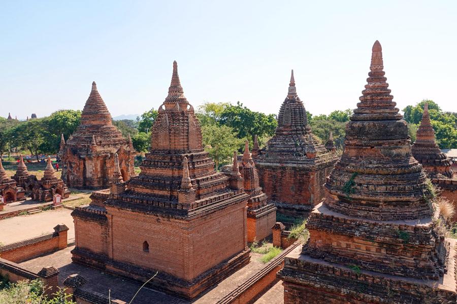 Birmanie - Bagan et Mandalay, Cités Millénaires