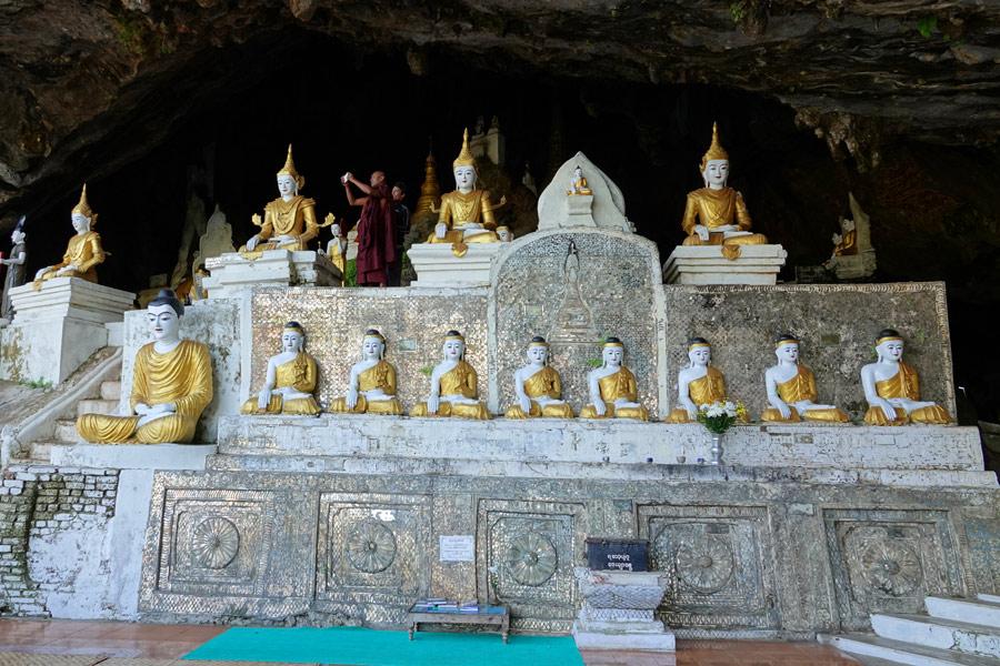 Birmanie - Hpa-An, le joyau du Sud birman