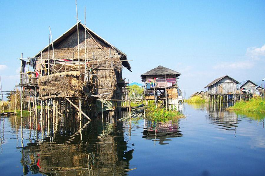 Birmanie - Le Lac Inle, Un Bijou en Birmanie