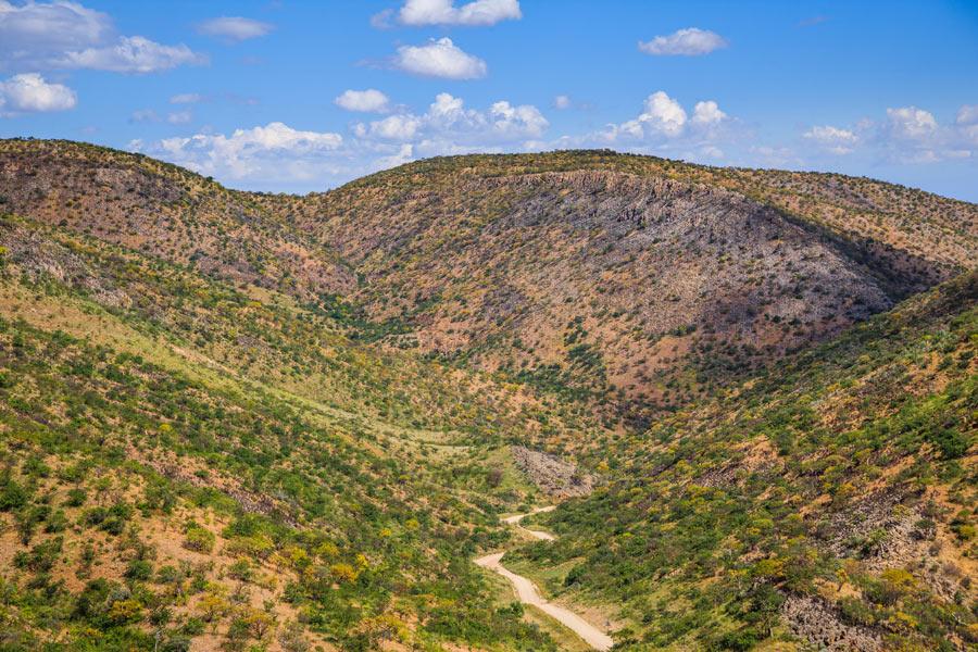 Namibie - Une Terre de Mirages