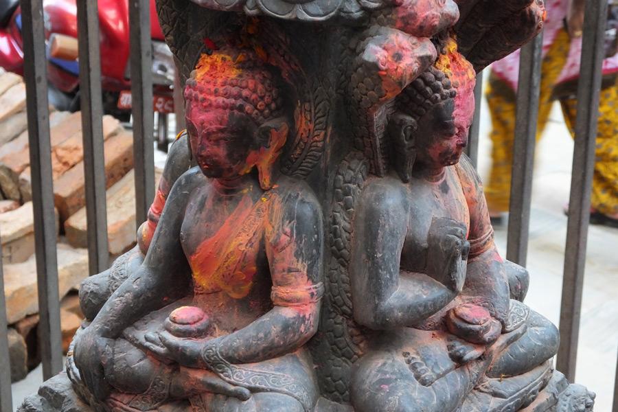 Népal - Katmandou - Balade Culturelle à Dubar Square