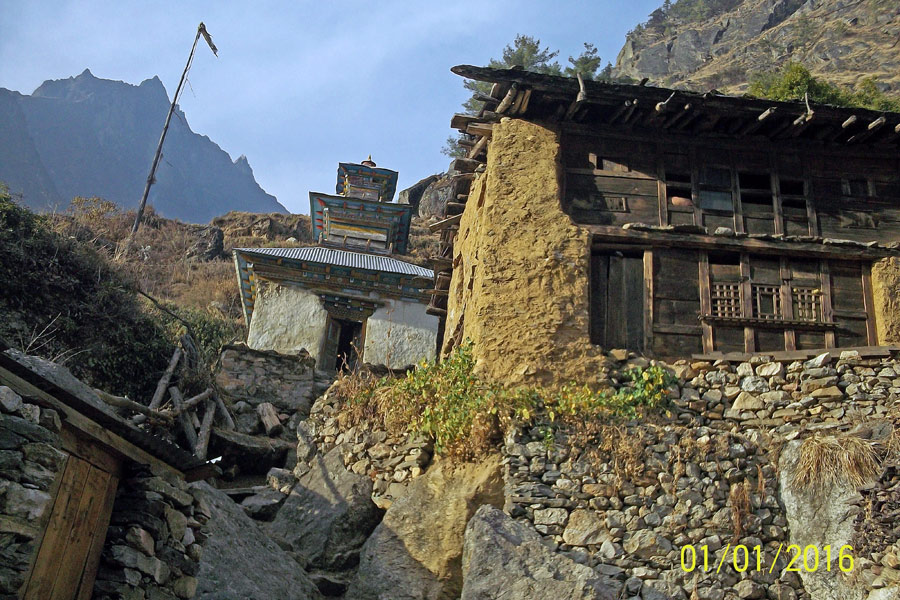 Népal - Trek de la Tsum Valley