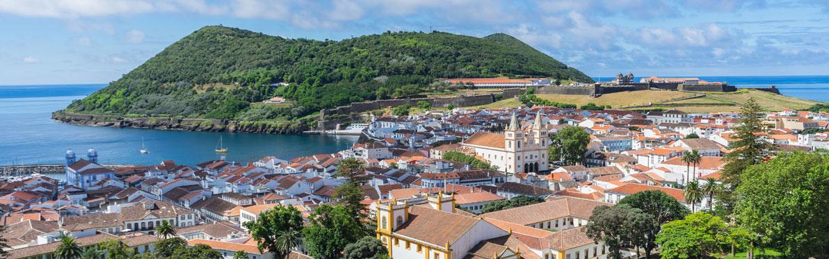 Voyage Découverte aux Açores - Angra do Heroismo