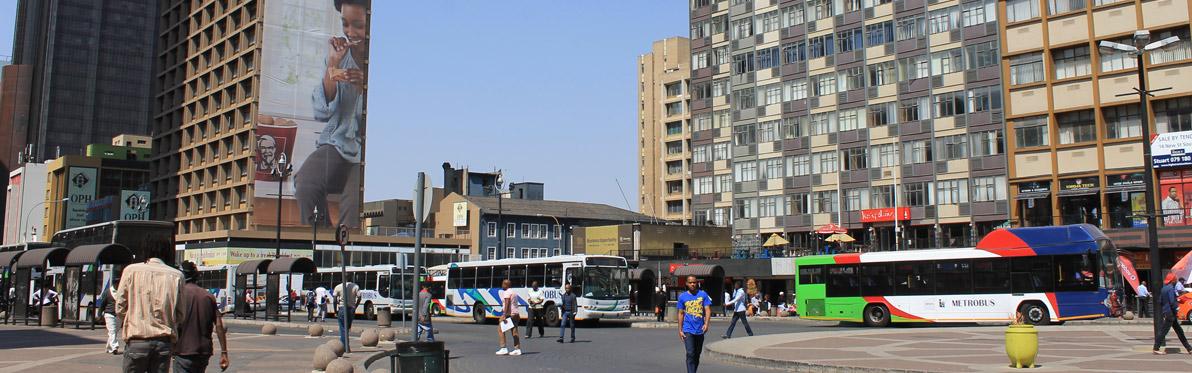 Voyage Découverte en Afrique du Sud - Les quartiers de Jo'burg