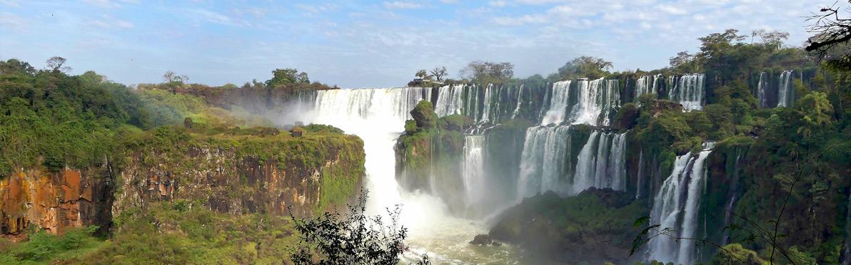 Voyage Découverte en Argentine - Les magnifiques chutes d'Iguazu
