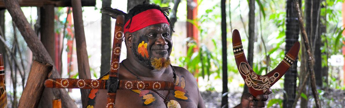 Voyage Découverte en Australie -Les Aborigènes d'Australie
