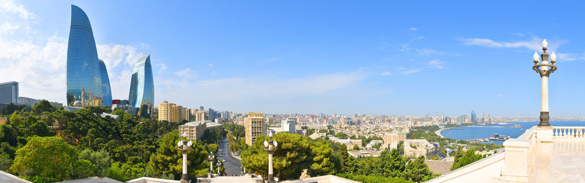 Voyage Découverte en Azerbaïdjan - Bakou, Une Capitale Audacieuse