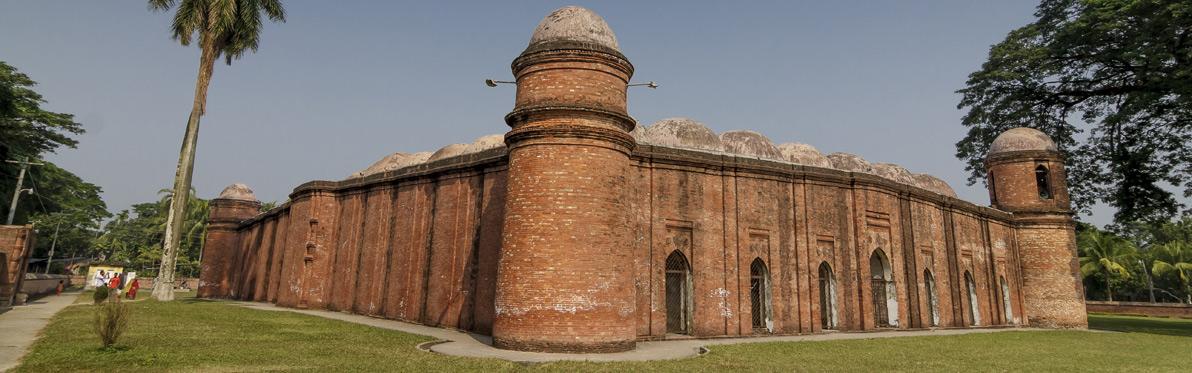Voyage Découverte au Bangladesh - La ville-mosquée historique de Bagerhat