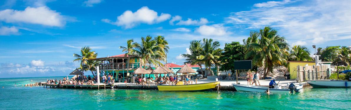 Voyage Découverte au Belize - L'Expérience Caye Caulker