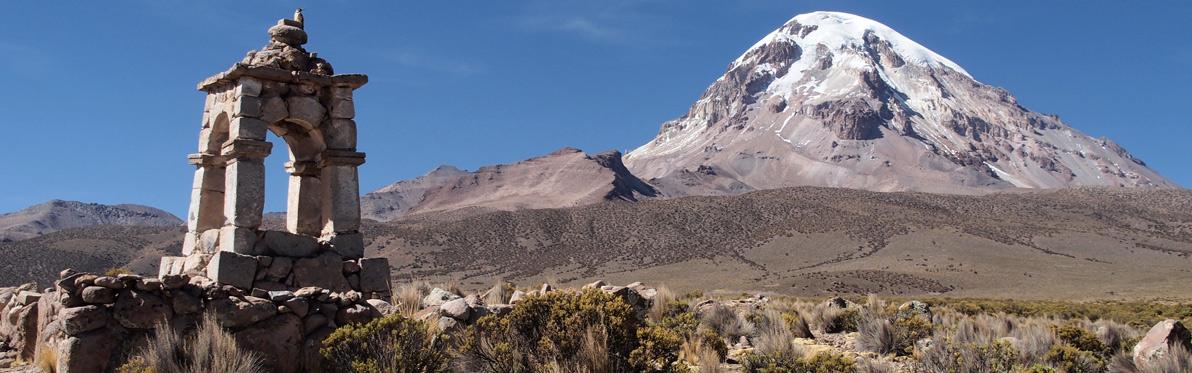 Voyage Découverte en Bolivie - Le Parc National Sajama