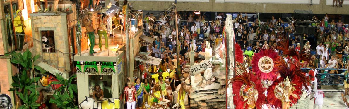 Voyage Découverte au Brésil - Carnaval de Rio