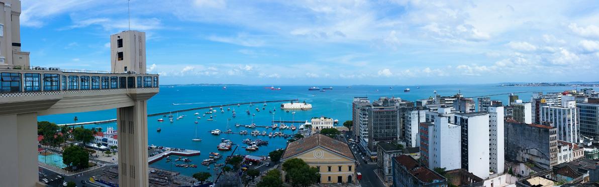 Voyage Découverte au Brésil - Salvador de Bahia, la Rome Noire