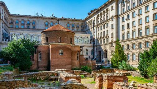 Virée à Sofia, la capitale méconnue