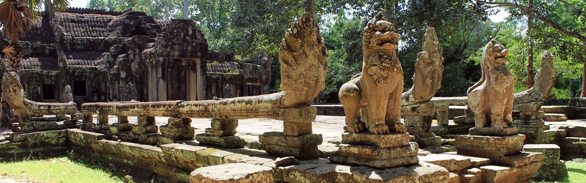 Voyage Découverte au Cambodge - Angkor, Huitième Merveille du Monde