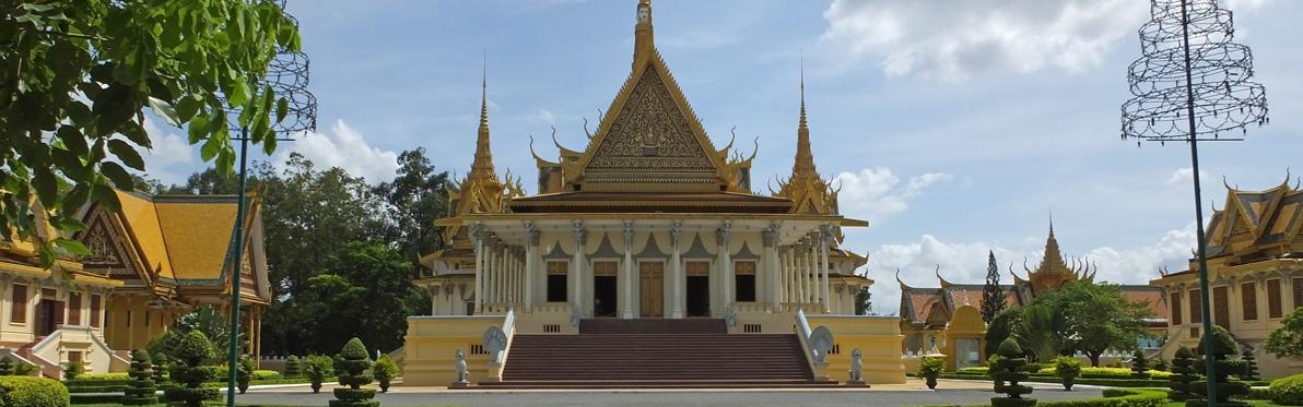 Voyage Découverte au Cambodge - Marcher sur de l'Argent