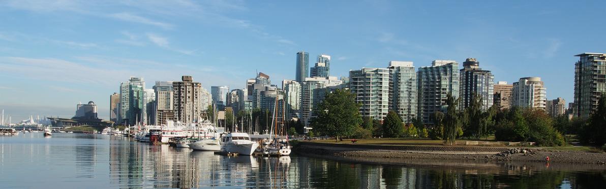 Voyage Découverte au Canada - Vancouver, ville la plus verte du monde en 2020 ??