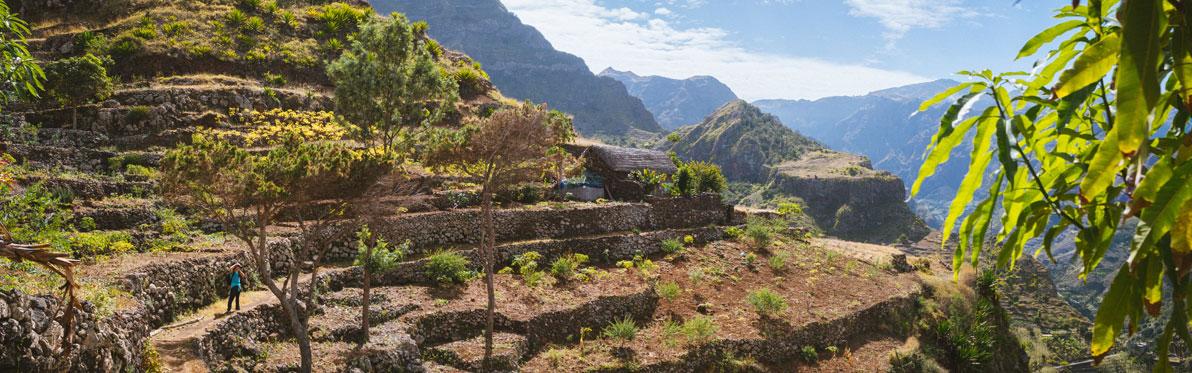 Voyage Découverte au Cap-Vert - Randonnées au carrefour de trois continents à Santo Antão
