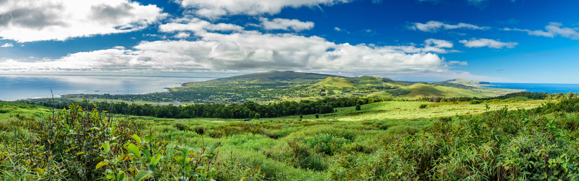 Voyage Découverte au Chili - Rencontre avec la civilisation Rapa Nui sur l'île de Pâques