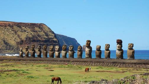 Rencontre avec la civilisation Rapa Nui sur l'île de Pâques