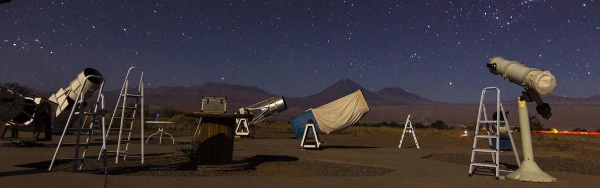 Voyage Découverte au Chili - Un Haut-Lieu de l'Astronomie Mondiale
