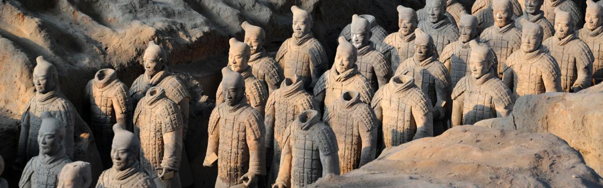 Voyage Découverte en Chine - Huit Mille Soldats Veillent Sur Xi'an