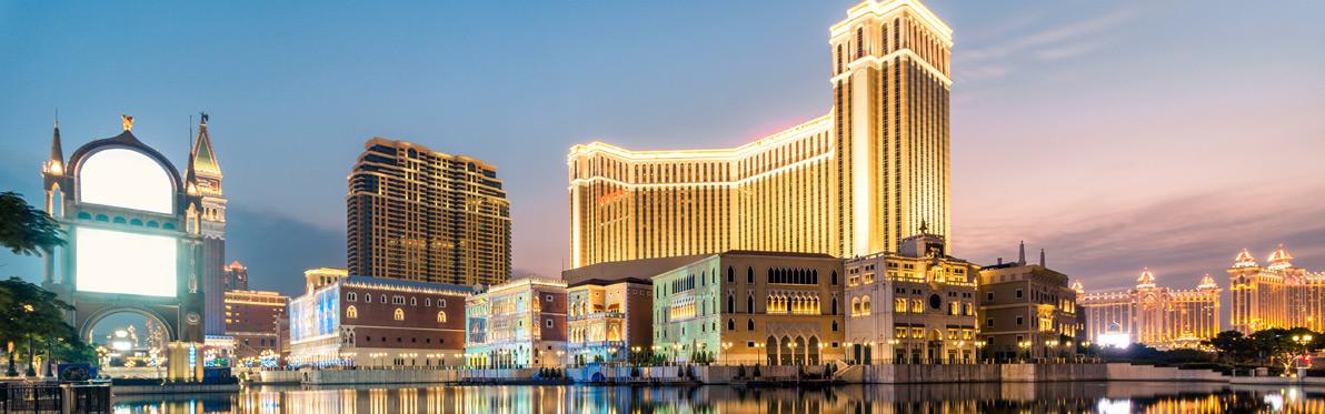 Voyage Découverte en Chine - Macao, le Las Vegas Chinois