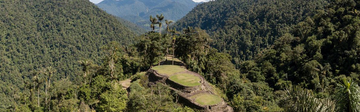 Voyage Découverte en Colombie - La Cité Perdue, sur les traces des Chasseurs de Trésors