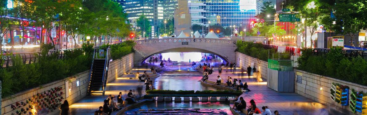 Voyage Découverte en Corée du Sud - Séoul - Ultra-Moderne et Incroyablement Vivante
