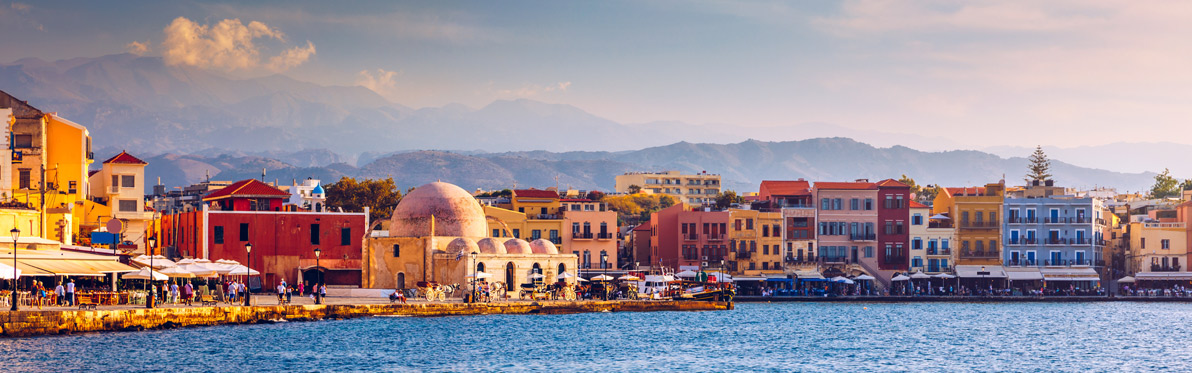 Voyage Découverte en Crète - La Canée