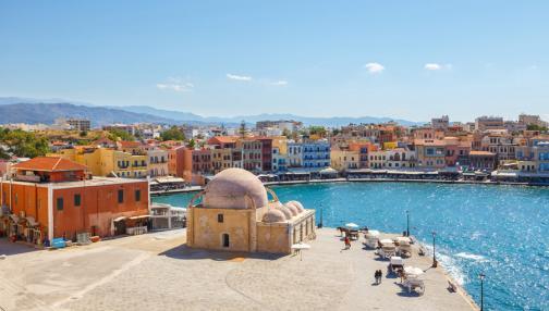 La Canée - il était une fois un petit port vénitien